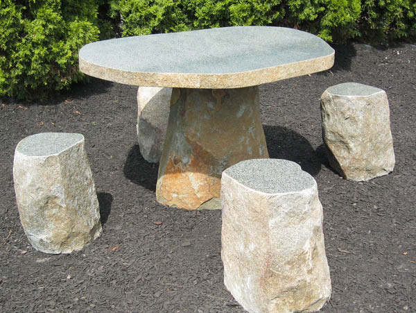 Flintstone Table