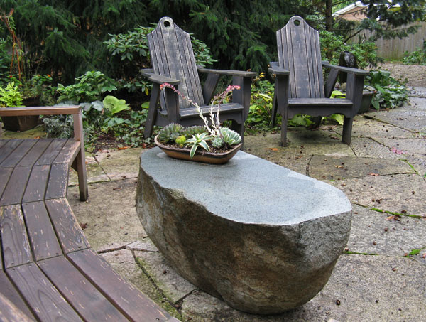 Products: Custom Creations: Outdoor Furniture