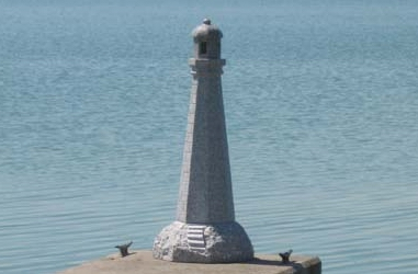 Octagon Granite Lighthouse