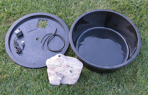 Boulder Fountain Kit